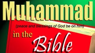 Did you know Prophet Muhammed is prophesied and mentioned by name in the Christian Bible?TheDeenShow