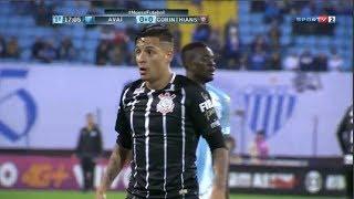 No Campeonato Brasileiro teve Avaí 0x0 Corinthians no dia 19/07/2017  Melhores momentos de Guilherme Arana