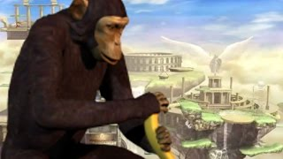 Super Spam Bros – Diddy Kong