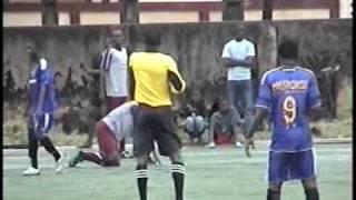 YAYO BANGOURA  Aboubacar,dit Ronaldinho L'attaquant Fétiche !!!!