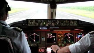 Video Boeing 777-300ER  Cockpit Take Off - Air France MP3, 3GP, MP4, WEBM, AVI, FLV November 2018