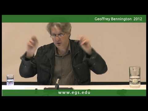 Geoffrey Bennington. Kant, Derrida und die Todesstrafe. 2012