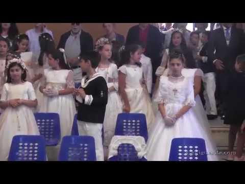 Celebración del Corpus Christi en Isla Cristina 2018