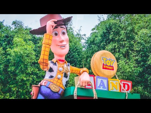 Toy Story Land Opening!