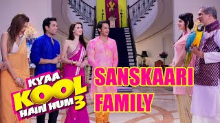 Nonton Kyaa Kool Hain Hum 3  Promo   Sanskaari Family Film Subtitle Indonesia Streaming Movie Download