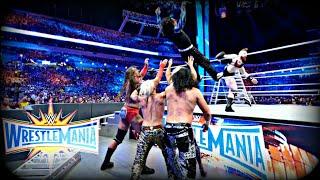 Nonton Wwe Wrestlemania 33 The Hardy Boyz Vs Gallows   Anderson Vs The Bar Vs Enzo   Cass Raw Ladder Match Film Subtitle Indonesia Streaming Movie Download