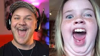 Video Yet Another Try Not To Laugh - Reaction MP3, 3GP, MP4, WEBM, AVI, FLV Februari 2019