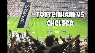 Video Tottenham vs Chelsea VLOG @wembley  my first season ticket game MP3, 3GP, MP4, WEBM, AVI, FLV Oktober 2017
