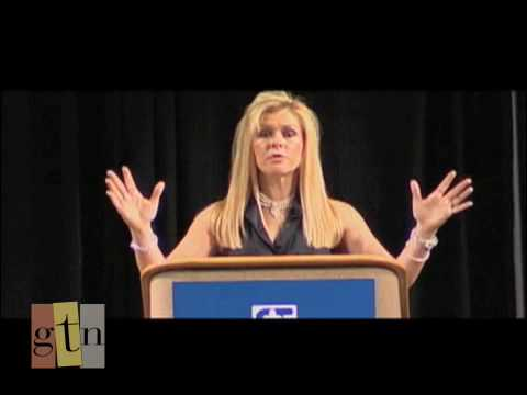 greater talent - Leigh Anne Tuohy, the subject of The Blind Side, tells an audience what she learned by taking Michael Oher into her home. Booking: http://bit.ly/LeighAnneTuo...