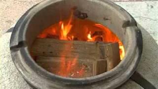 Тандыр - Восточная печь