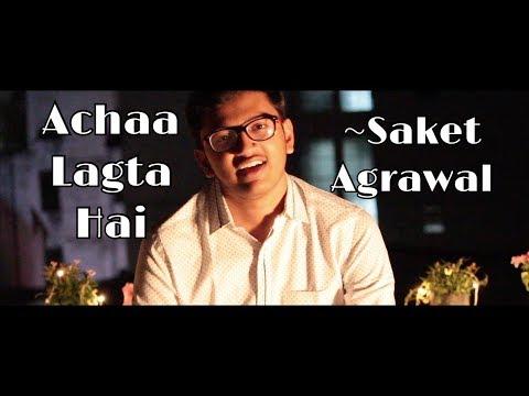 Short quotes - Poetic Conversation #1  Achaa lagta hai  PHI  Production House of Intimates  Saket Agrawal