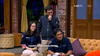 Video The Best of Ini Talkshow - Nahloh, Andre Tama Kepergok Sama Wishnutama MP3, 3GP, MP4, WEBM, AVI, FLV Januari 2019