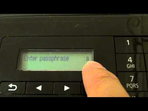 Connect Canon Printer to Wi-Fi Network or Router