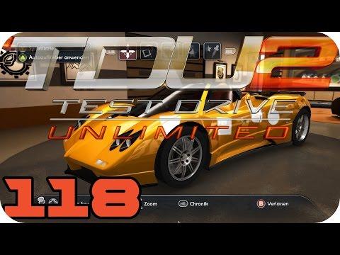 Autos und Autoaufkleber | Drive Unlimited 2 #118 ● Let´s Play TDU2
