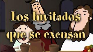 Parábola de los invitados que se excusan