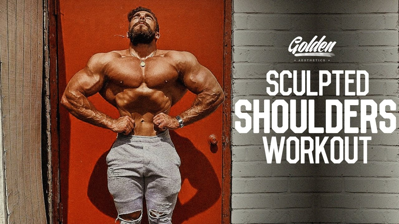 SCULPTED SHOULDERS WORKOUT