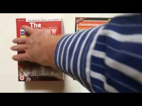 Benny Hill DVD box set review