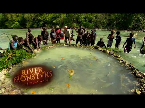 Incredible Tribal Method To Catch Fish! | SPECIAL EPISODE! | River Monsters