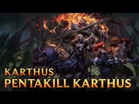 Pentakill Karthus