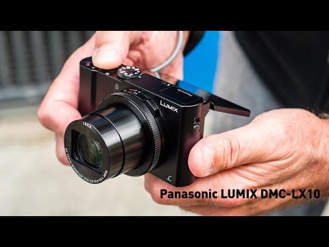 Lumix LX10 San Francisco Impressions YouTube видео