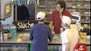 Just For Laughs TV - Dissident TV Prank