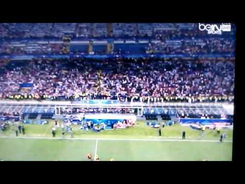 FINAL MILANO 2016 Real Madrid Vs Atletico de Madrid 28 Mai 2016