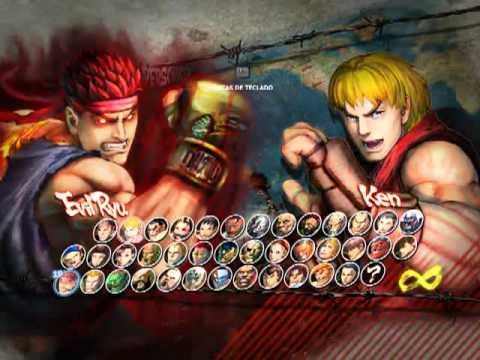 Super Street Fighter 4 Arcade Edition (PC) Gameplay