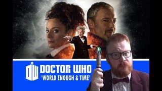 First part of Capaldi' s last Two parter, with many surprises and shocks but does it deliver. Here are my thoughts! Subscribe and comment down below!www.Facebook.com/TheGingerGeek06