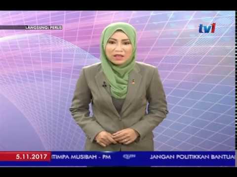 LANGSUNG: PERLIS [5 NOV 2017]