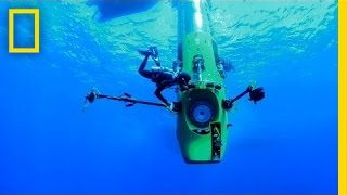 Deepsea Challenge 3d Trailer   National Geographic