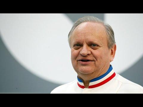 Αντίο στον οραματιστή Γάλλο σεφ Ζοέλ Ρομπυσόν