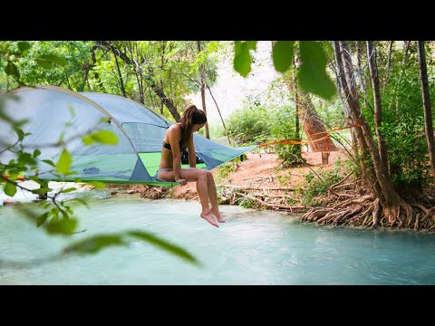 Tentsile | Stingray Tree Tent | 3 Man Suspended Hammock Tent | Set Up Guide