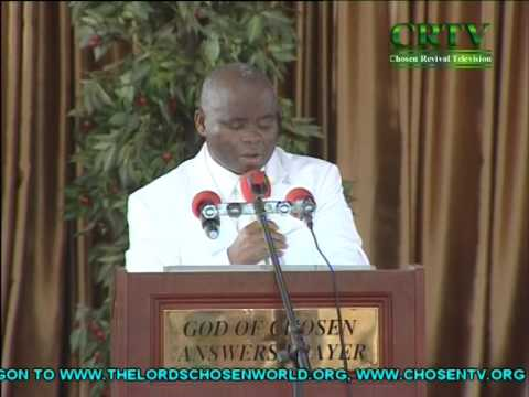 Righteousness And Holiness Preaching Of Pastor Lazarus Muoka Of The The Lord's Chosen