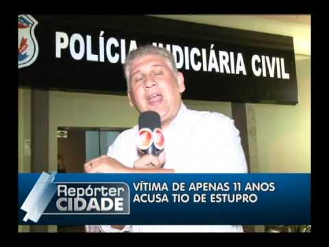 HOMEM É PRESO ACUSADO DE ESTUPRO VITIMA ERA  SOBRINHA DE 11 ANOS