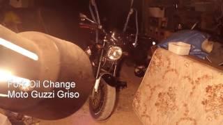 10. Fork Oil Change Griso V1100
