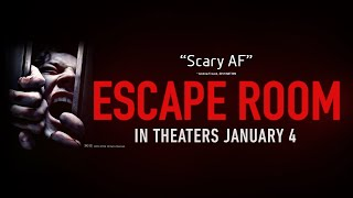ESCAPE ROOM - Secrets (In Theaters January 4)
