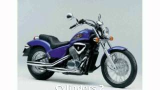 7. 2004 Honda Shadow VLX - Features and Details