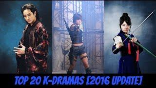 Download Video My Top 20 Korean Dramas [2016 UPDATE] MP3 3GP MP4