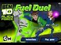 Ben 10 Games To Play Online 2017 Ben 10 Fuel Duel Ben 1