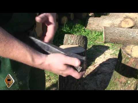 Holz spalten wie? Basics und Tipps für Anfänger von M1Molter