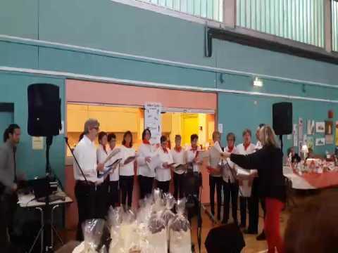 Chorale d'Albigny Danse(l'enfant et l'oiseau)