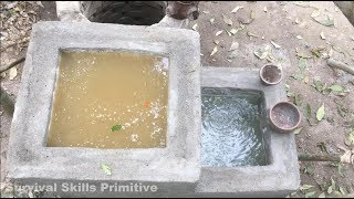 Video Primitive technology: searching for groundwater and water filter (water well and tank) full MP3, 3GP, MP4, WEBM, AVI, FLV Juli 2018