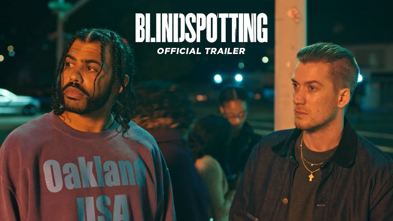 Change the Way you See. Daveed Diggs ain't no killer in Dramedy 'Blindspotting' (Trailer)