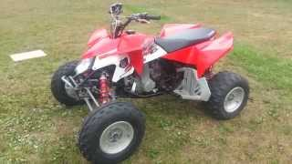 6. 2011 Polaris Outlaw 525irs for sale