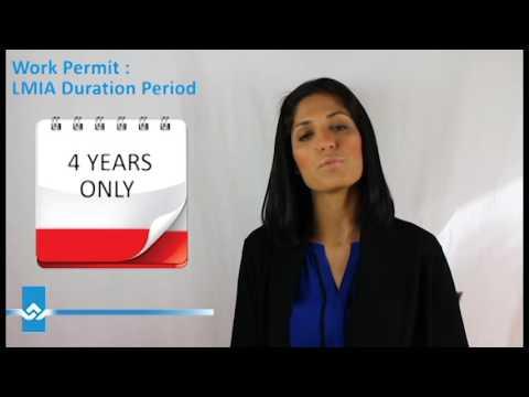 Work Permit LMIA Duration Period Video
