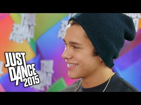 Austin - Just Dance 2015 brings you closer to the artists that you love! This summer we caught up with Austin Mahone and gave a few lucky Mahomies a chance to meet Austin, if they knew their Austin...