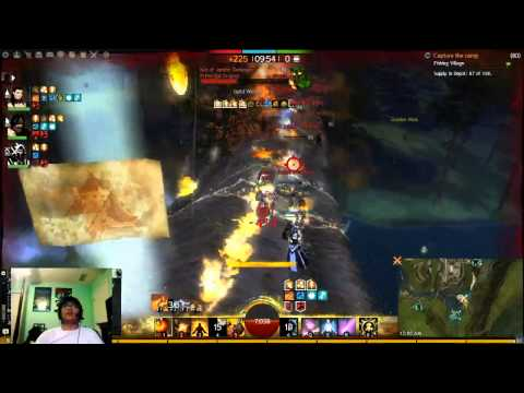 GW2 - We do it big on the Sparta Chokepoint ! Only the manliest of men survived! I have released an Ele guide! http://tinyurl.com/ahf9rbz Build (as requested): htt...