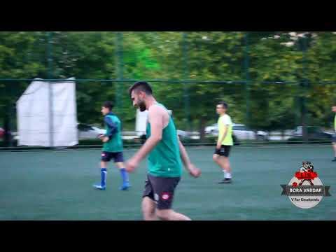 V For Gecekondu  - Piyade F.C.  V For Gecekondu 1-4 Piyade F.C Maçın Golü