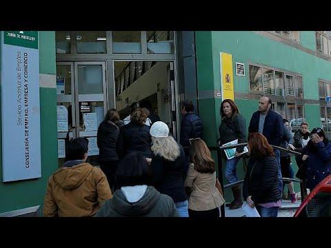 Μειώθηκε η ανεργία στην Ελλάδα – Στο 20.7% τον Οκτώβριο
