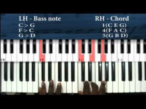 How To Play Reggae Music On The Keyboard